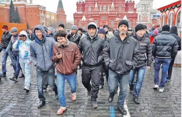 Массовая амнистия мигрантов в России и реакция на неё
