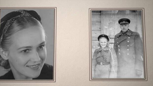 Галина Таланова и Константин Рокоссовский пронесли чувства через всю войну.