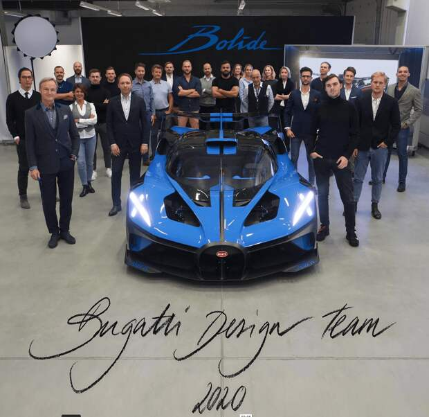 Философия дизайна Bugatti: делать хорошую работу с историей как с зеркалом, в первую очередь верность производительности