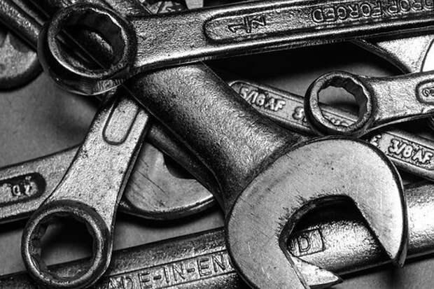 Гаечный Ключ, Инструмент, Оборудование