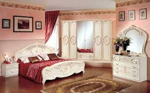 Как расположить кровать в благоприятном месте