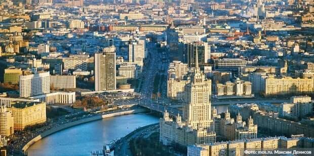 Мегаполис без смога: Москва успешно решает экологические вопросы