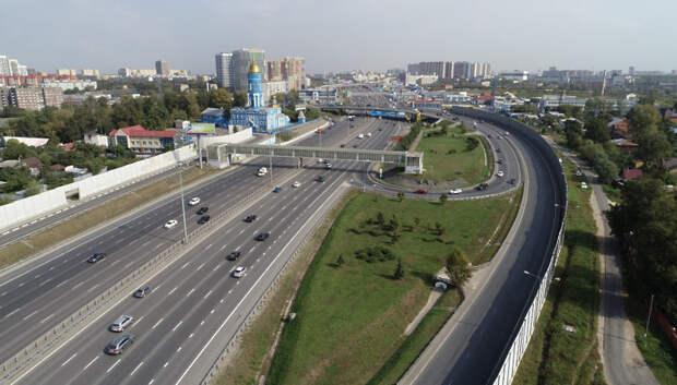 Свыше 1,1 тыс нарушений благоустройства ликвидировали вблизи магистралей в Подмосковье