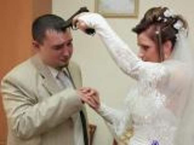 Мужчина и женщина: как выйти замуж