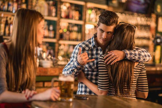 Мужская логика: почему не стоит встречаться с женатым