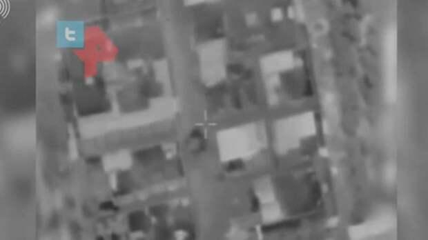 ВВС Израиля вновь обстреляли объекты ХАМАС в секторе Газа