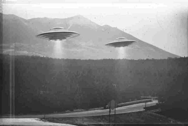 НЛО, инопланетяне, СССР