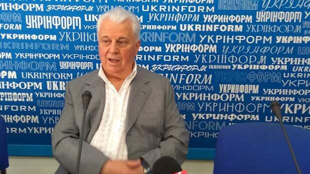 Кравчук считает Минск неподходящей площадкой для переговоров поДонбассу