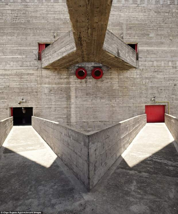 Культурный центр SESC Pompeia