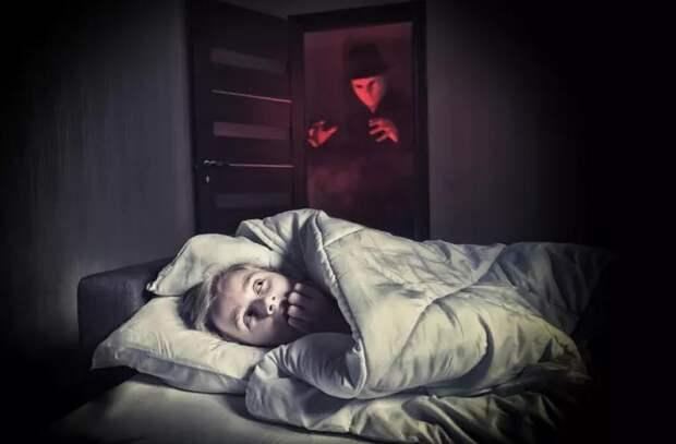 Ученые выявили причину ночных кошмаров
