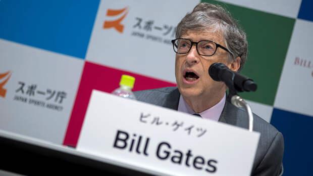 Заставят есть синтетику: Билл Гейтс начал уничтожать нормальные продукты