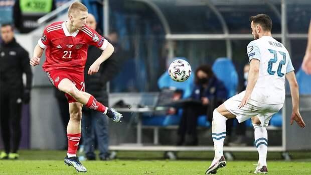 «Может, это нас разозлит немного». Мухин — о том, что сборная России будет играть в Дании без российских фанатов