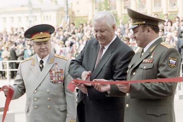 Павел Грачев — 70 лет со дня рождения
