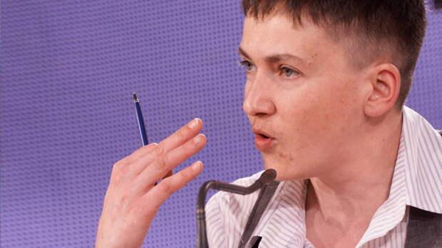"""Савченко пожаловалась на """"дешевизну"""" украинцев в Европе"""