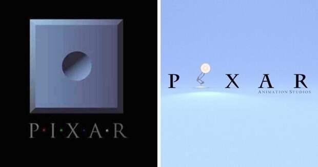 7. Pixar