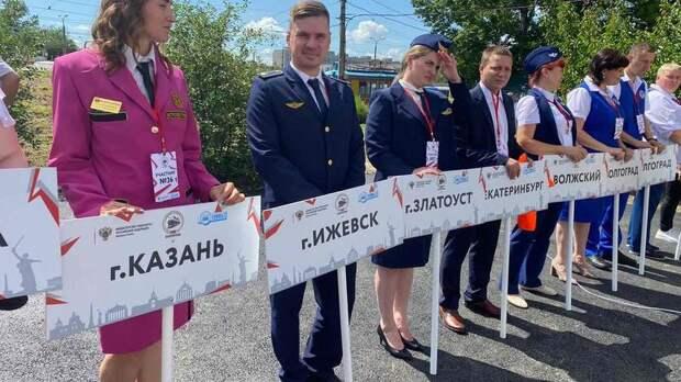 Павел Гнусов из Ижевска поборется за звание лучшего водителя трамвая России