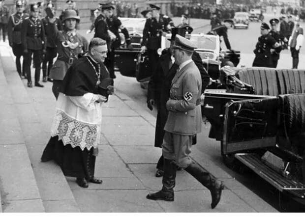 Тайные заискивания Польши перед Гитлером. Путин поднял все архивы