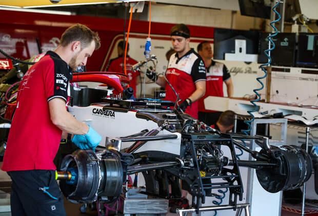 Берни Экклстоун: Andretti купит Sauber? Не верю
