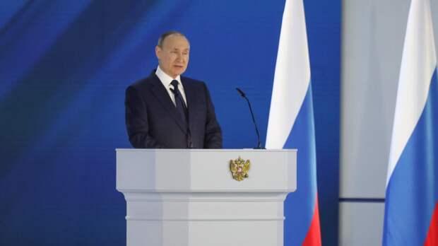 Путин впервые занял пост президента России 21 год назад