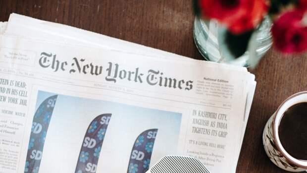 NYT назвала причину отказа Байдена проводить совместную пресс-конференцию с Путиным