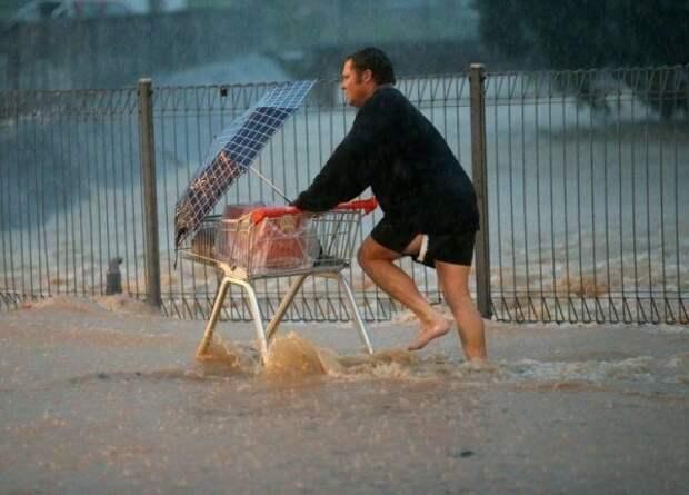 Вопрос. У природы нет плохой погоды?