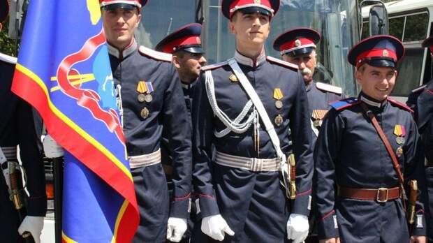 Путину будут докладывать оработе донских казаков
