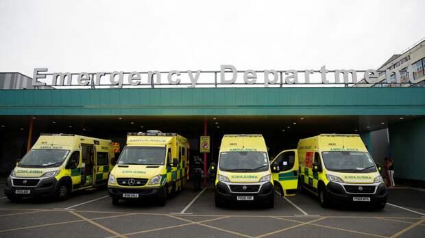 В Британии за сутки выявили почти 2,5 тысячи случаев коронавируса