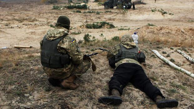 Бойцы ВСУ один раз за сутки нарушили режим прекращения огня в ЛНР