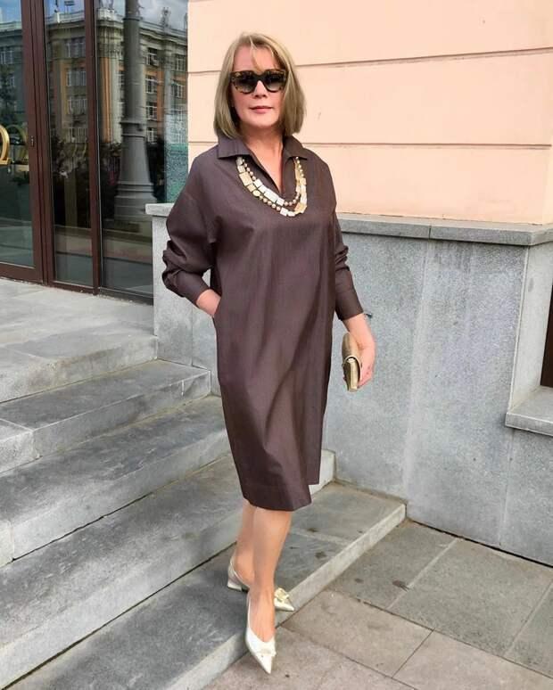 Актуальный гардероб на весну для женщин 50+. На что обратить внимание