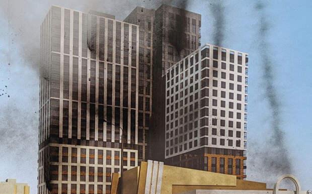 У высотки на месте рязанского рынка будут секции от 18 до 25 этажей