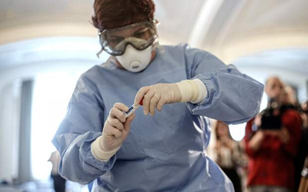 Россия обогнала Китай по числу зараженных коронавирусом
