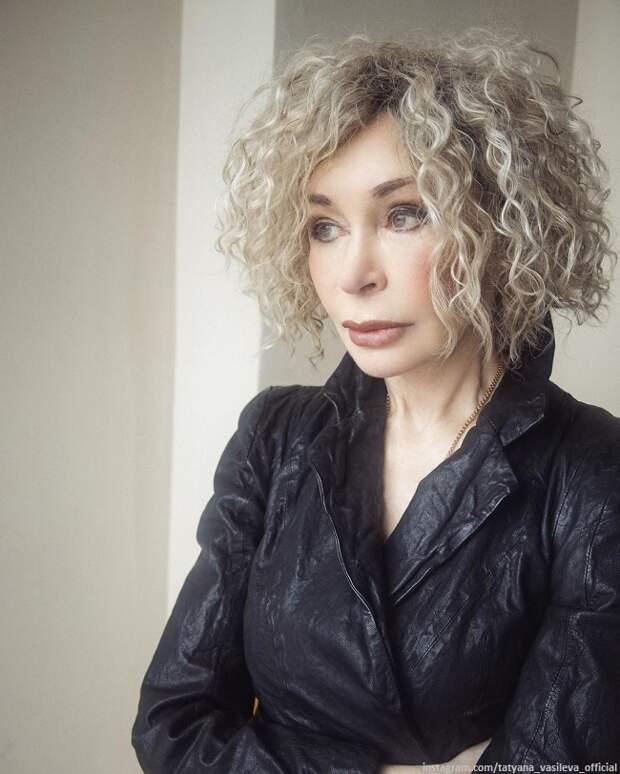 Татьяна Васильева призналась, за что получала главные роли