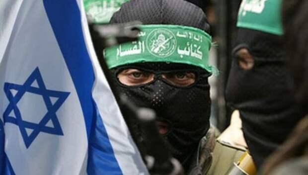 ХАМАС призвало палестинцев продолжать конфликт сполицией Израиля