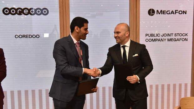 МегаФон поделится сOoredoo опытом поддержки крупных спортивных мероприятий