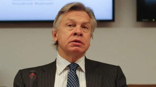Пушков объяснил истерику НАТО вокруг Калининграда