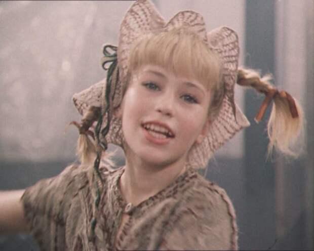 Как поменялась Пеппи Длинныйчулок, актриса Светлана Ступак, стечением времени.