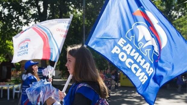В«Единой России» отметили рост числа молодежи среди претендентов напраймериз