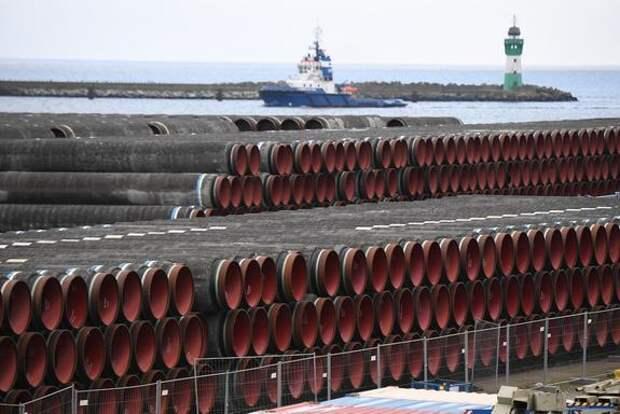 Замглавы МИД заявил, что Россия не обсуждает с США тему «Северного потока – 2»