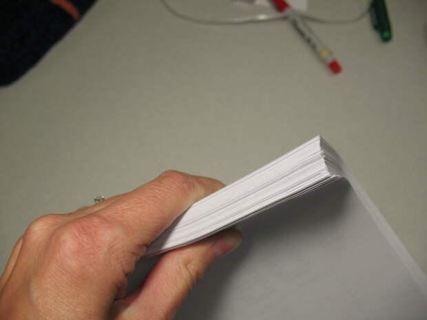 Бумага для печати форматов А3 и А4