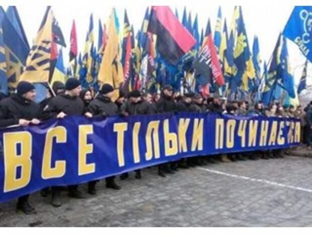 Украина летит в бездну, но виноват, конечно же, Путин