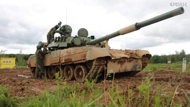 Аналитик NI рассказал, почему Россия не отказалась от танка Т-80