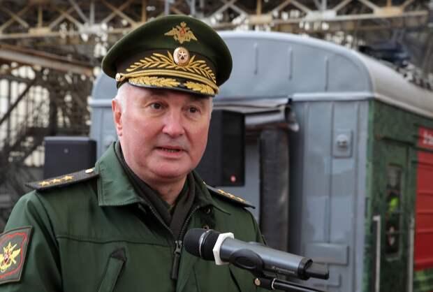Замминистра обороны Андрей Картаполов собрался вГосдуму