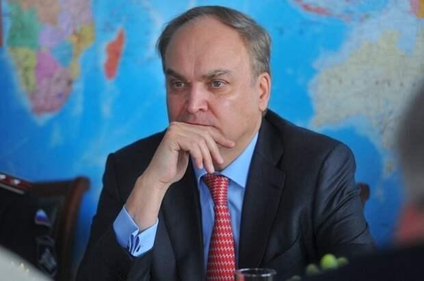 Российский посол Анатолий Антонов вернулся в США