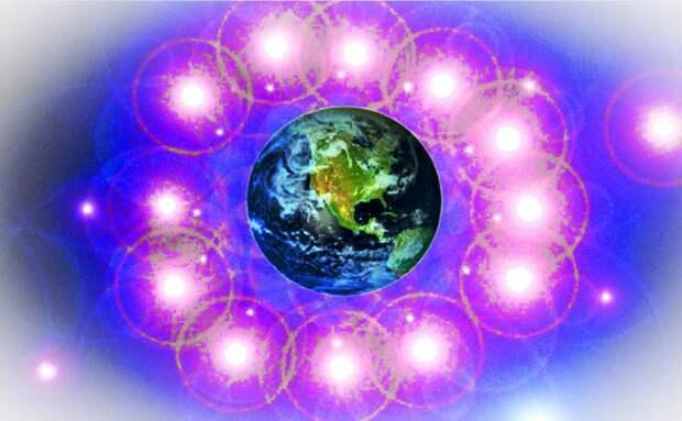 Земля - живое существо .