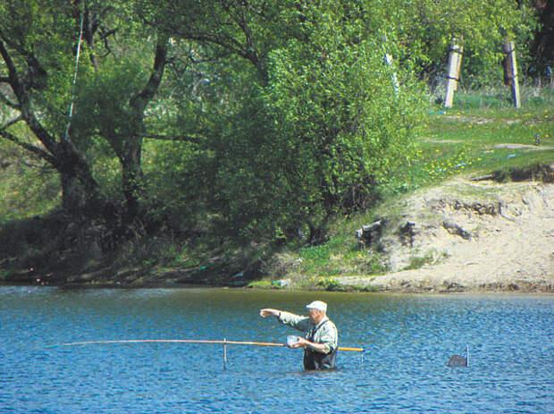 Как ловить голавля в проводку