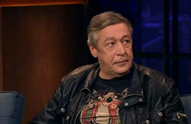 Михаил Ефремов: Пандемия шарахнула артистов так, что превратила в дармоедов
