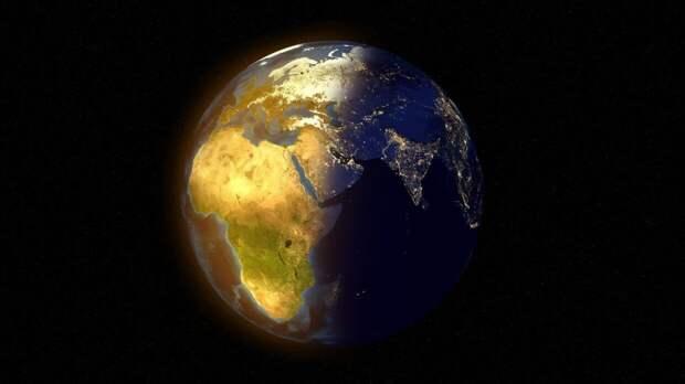 Космонавт Борисенкоувидел необычное свечение на Земле с МКС