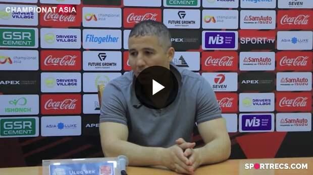Ulug'bek Baqoyev