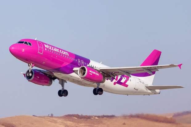 Wizz Air отменил полеты в Израиль