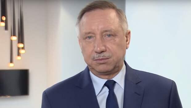 Беглов назвал организаторов незаконных акций кучкой подстрекателей